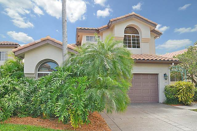 2558 NW 52nd Street, Boca Raton, FL 33496 (MLS #RX-10673505) :: Castelli Real Estate Services