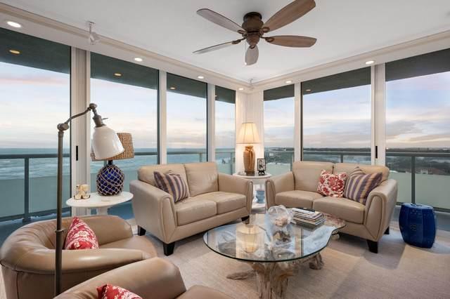 3554 Ocean Drive #904, Vero Beach, FL 32963 (MLS #RX-10673522) :: Berkshire Hathaway HomeServices EWM Realty