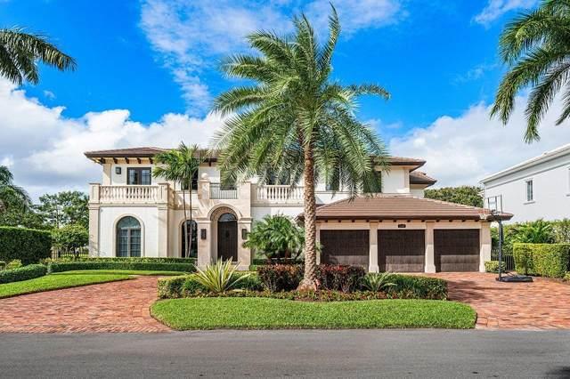 1329 Thatch Palm Drive, Boca Raton, FL 33432 (#RX-10673525) :: The Rizzuto Woodman Team