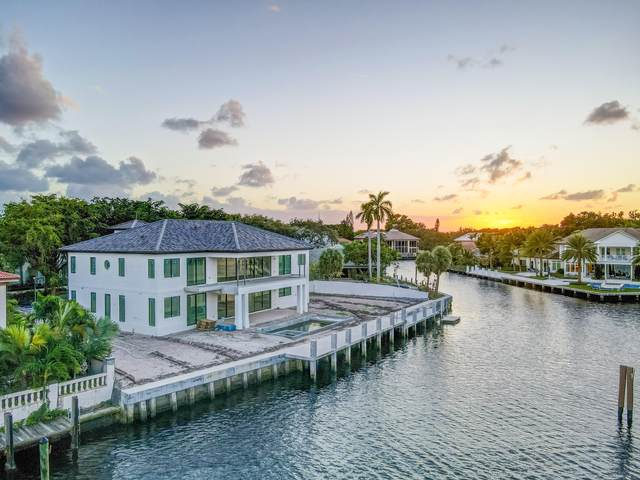 121 Bay Colony Drive, Fort Lauderdale, FL 33308 (MLS #RX-10673530) :: Dalton Wade Real Estate Group