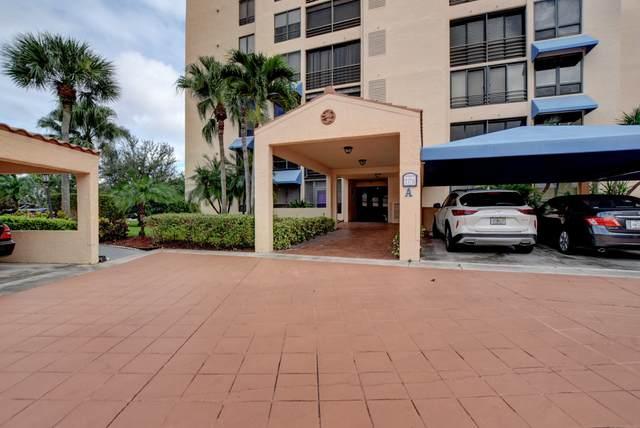 7170 Promenade Drive #101, Boca Raton, FL 33433 (MLS #RX-10673544) :: Castelli Real Estate Services