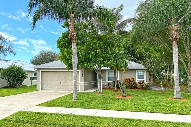 1127 9th Square, Vero Beach, FL 32960 (MLS #RX-10673557) :: Berkshire Hathaway HomeServices EWM Realty