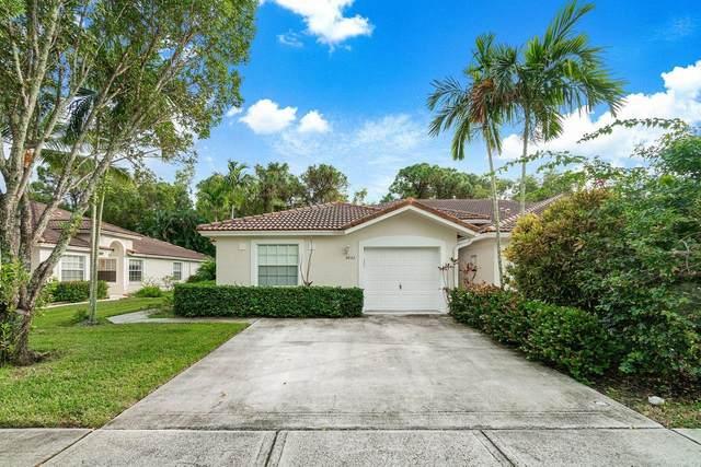 5032 N La Sedona Circle, Delray Beach, FL 33484 (#RX-10673558) :: Posh Properties