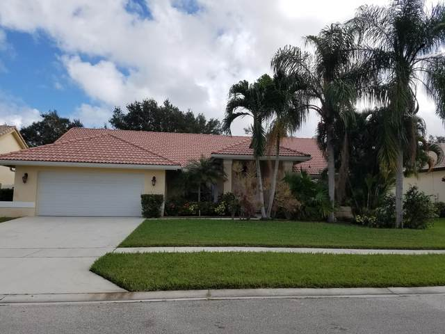 6658 Blue Bay Circle, Lake Worth, FL 33467 (MLS #RX-10673581) :: Berkshire Hathaway HomeServices EWM Realty