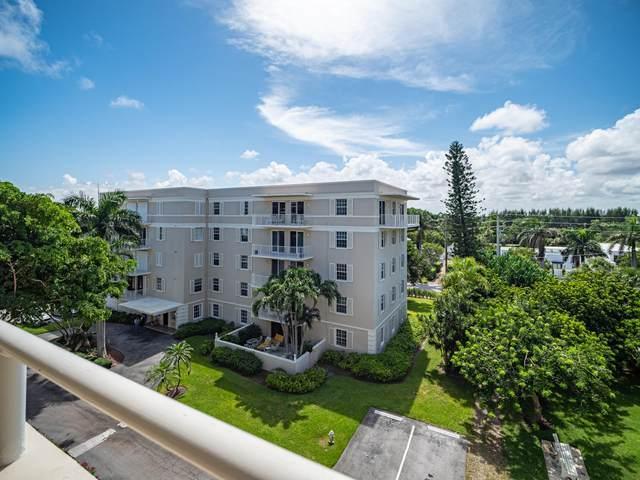 869 Via Cabana Ph2, Boca Raton, FL 33432 (#RX-10673626) :: The Rizzuto Woodman Team