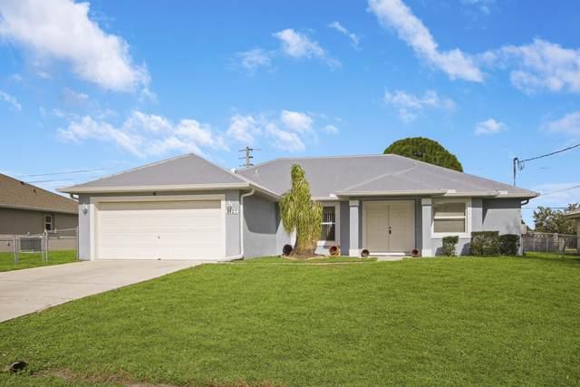6127 NW Ginger Lane, Port Saint Lucie, FL 34986 (MLS #RX-10673640) :: Miami Villa Group
