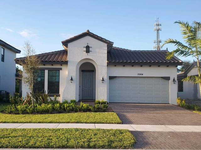 3564 Haldin Place, Royal Palm Beach, FL 33411 (#RX-10673644) :: Ryan Jennings Group
