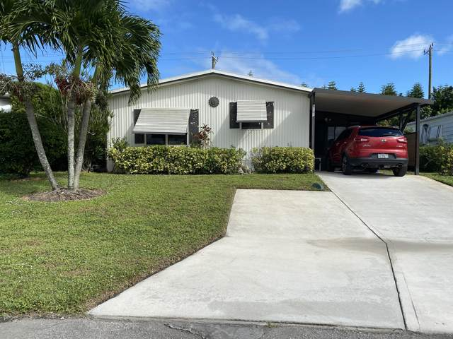 8101 SE Homestead Avenue, Hobe Sound, FL 33455 (#RX-10673663) :: Realty One Group ENGAGE