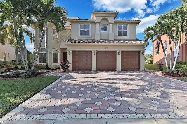 3105 Hamblin Way, Wellington, FL 33414 (#RX-10673685) :: The Rizzuto Woodman Team
