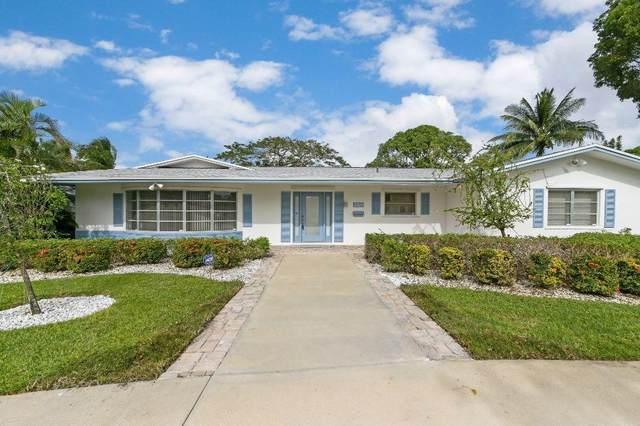 3315 Lowson Boulevard, Delray Beach, FL 33445 (MLS #RX-10673719) :: Berkshire Hathaway HomeServices EWM Realty