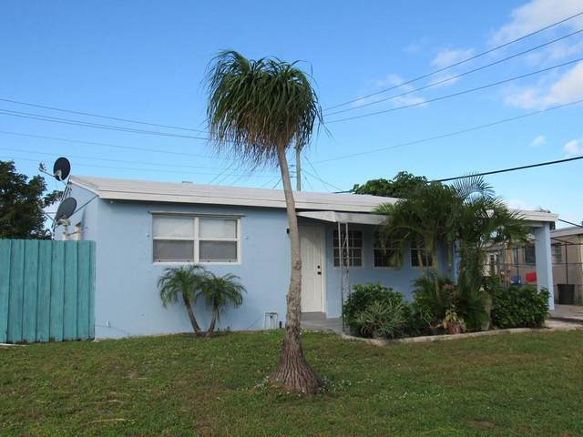 483 Seminole Drive, Lake Worth, FL 33462 (MLS #RX-10673720) :: THE BANNON GROUP at RE/MAX CONSULTANTS REALTY I