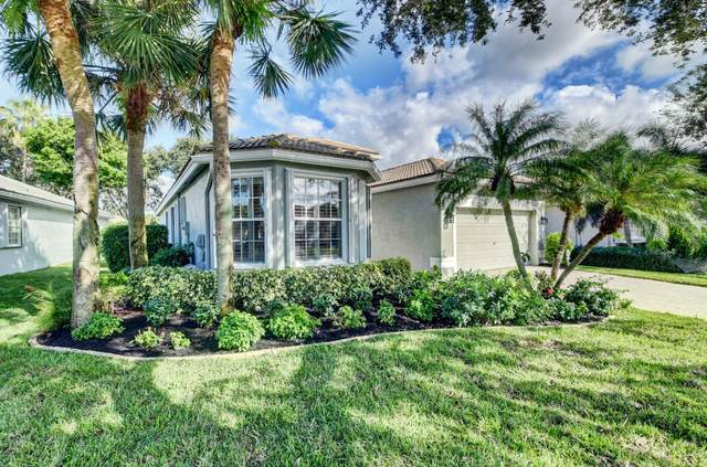 13624 Morocca Lake Lane, Delray Beach, FL 33446 (#RX-10673722) :: Posh Properties