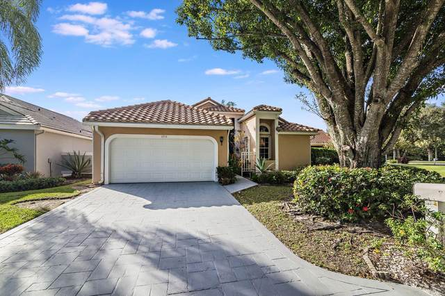 6914 Briarlake Circle, Palm Beach Gardens, FL 33418 (#RX-10673730) :: Treasure Property Group