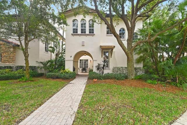 38 Stoney Drive, Palm Beach Gardens, FL 33410 (MLS #RX-10673735) :: Miami Villa Group