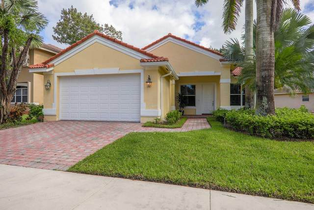 1807 Mariners Lane, Weston, FL 33327 (MLS #RX-10673747) :: THE BANNON GROUP at RE/MAX CONSULTANTS REALTY I