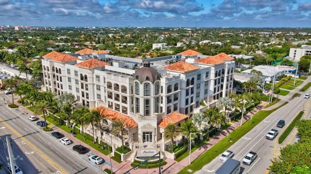 1 North Ocean Boulevard #401, Boca Raton, FL 33432 (MLS #RX-10673774) :: Castelli Real Estate Services