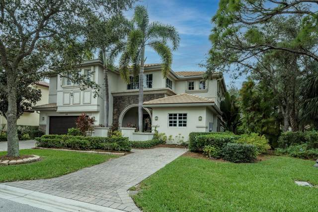 905 Mill Creek Drive, Palm Beach Gardens, FL 33410 (#RX-10673783) :: Treasure Property Group