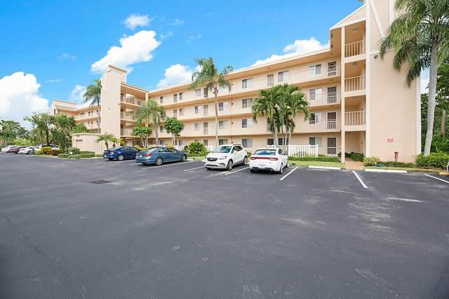 6935 Huntington Lane #305, Delray Beach, FL 33446 (#RX-10673787) :: The Power of 2 | Century 21 Tenace Realty