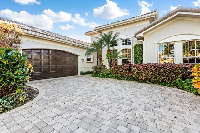 11185 Brandywine Lake Way, Boynton Beach, FL 33473 (MLS #RX-10673795) :: Berkshire Hathaway HomeServices EWM Realty