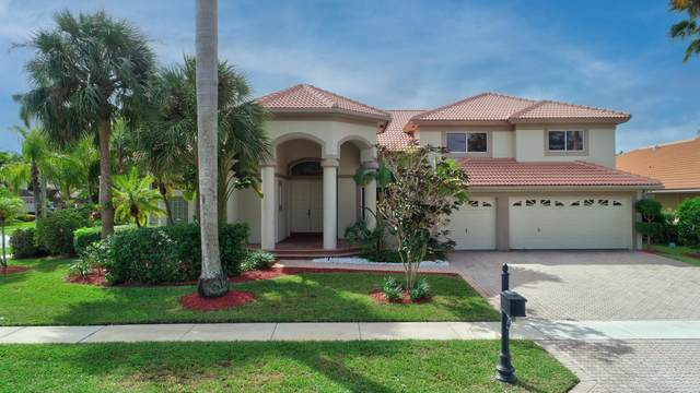 20297 Ocean Key Drive, Boca Raton, FL 33498 (#RX-10673808) :: Realty One Group ENGAGE