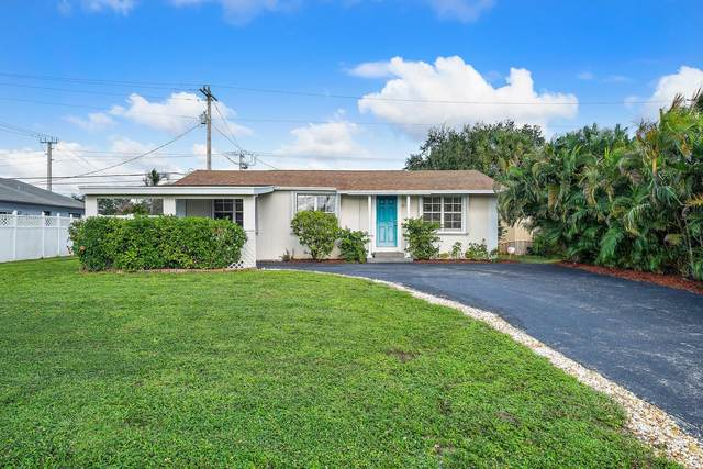 622 Holly Drive, Palm Beach Gardens, FL 33410 (MLS #RX-10673824) :: Castelli Real Estate Services