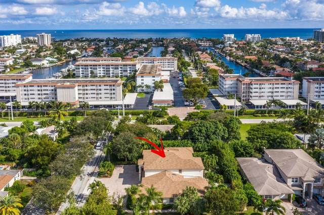 710 La Mat Avenue #3, Delray Beach, FL 33483 (MLS #RX-10673842) :: Castelli Real Estate Services
