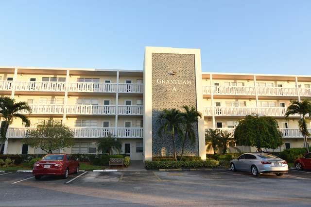 109 Grantham A #109, Deerfield Beach, FL 33442 (MLS #RX-10673859) :: Castelli Real Estate Services