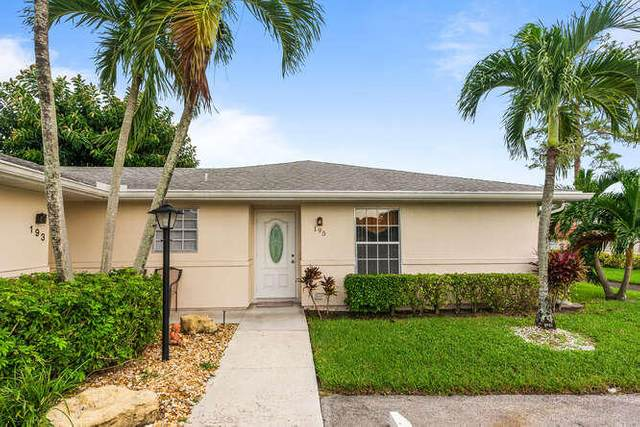 195 Cape Cod Circle, Lake Worth, FL 33467 (#RX-10673860) :: Posh Properties