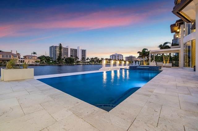 3111 Jasmine Drive, Delray Beach, FL 33483 (MLS #RX-10673870) :: Castelli Real Estate Services