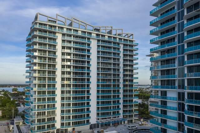 3100 N Ocean Drive P1404, Singer Island, FL 33404 (#RX-10673907) :: Baron Real Estate