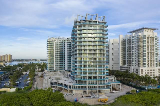 3100 N Ocean Drive P1904, Singer Island, FL 33404 (#RX-10673909) :: Signature International Real Estate