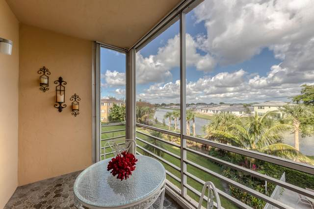 4100 Crystal Lake Drive #305, Deerfield Beach, FL 33064 (MLS #RX-10673910) :: Castelli Real Estate Services