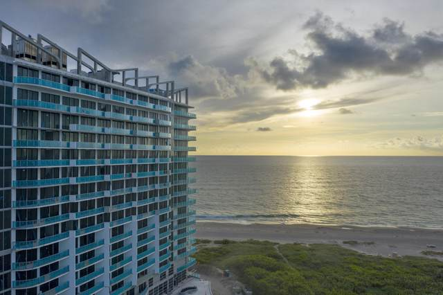 3100 N Ocean Drive H1206, Singer Island, FL 33404 (#RX-10673911) :: Signature International Real Estate
