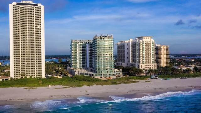 3100 N Ocean Drive H1703, Singer Island, FL 33404 (#RX-10673913) :: Baron Real Estate