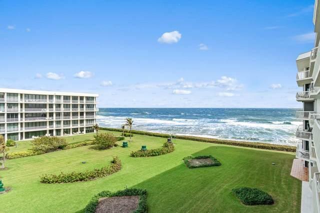 2100 S Ocean Boulevard 404N, Palm Beach, FL 33480 (#RX-10673918) :: Posh Properties