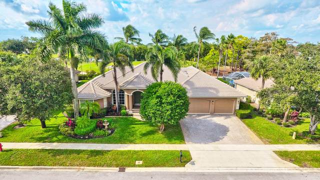 1948 S Club Drive, Wellington, FL 33414 (MLS #RX-10673919) :: THE BANNON GROUP at RE/MAX CONSULTANTS REALTY I