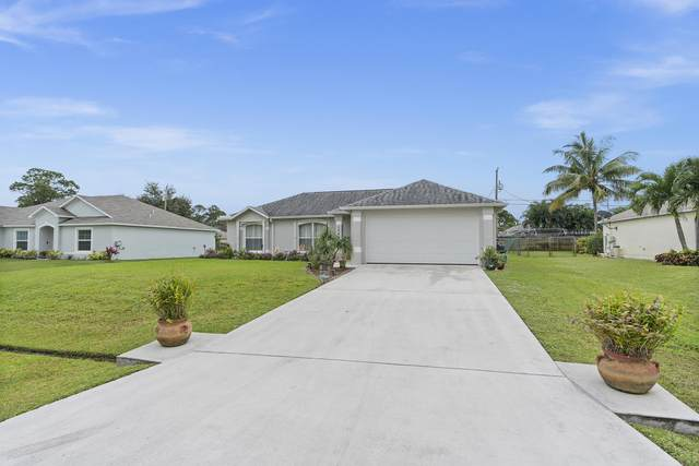 1348 SW Axtell Avenue, Port Saint Lucie, FL 34984 (MLS #RX-10673927) :: Dalton Wade Real Estate Group