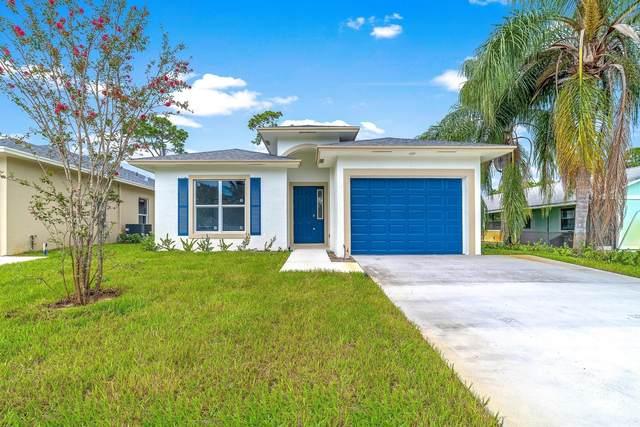 965 Fitch Drive, West Palm Beach, FL 33418 (MLS #RX-10673944) :: Dalton Wade Real Estate Group