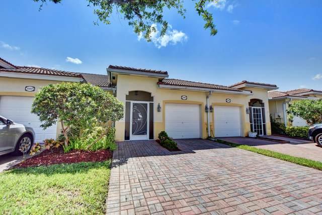 2361 Windjammer Way, West Palm Beach, FL 33411 (MLS #RX-10673961) :: Dalton Wade Real Estate Group