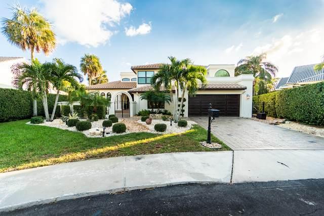 2230 SW 16th Place, Boca Raton, FL 33486 (MLS #RX-10673963) :: Castelli Real Estate Services