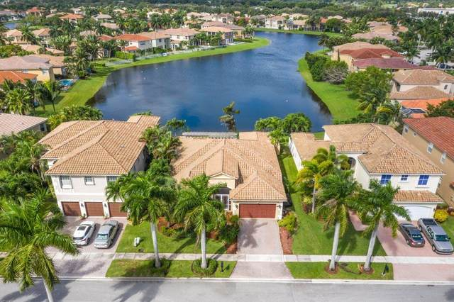 6605 Houlton Circle, Lake Worth, FL 33467 (MLS #RX-10673999) :: Castelli Real Estate Services