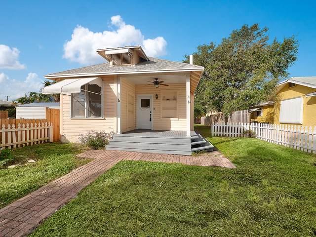 321 N L Street, Lake Worth Beach, FL 33460 (#RX-10674020) :: Posh Properties