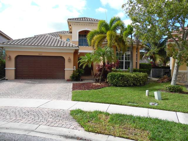 9809 Cobblestone Lakes Court, Boynton Beach, FL 33472 (MLS #RX-10674028) :: THE BANNON GROUP at RE/MAX CONSULTANTS REALTY I