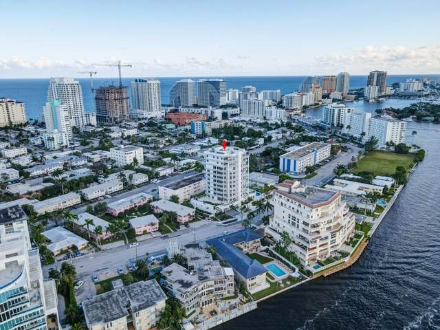612 Bayshore Drive Ph10 & Ph 11, Fort Lauderdale, FL 33305 (MLS #RX-10674046) :: Dalton Wade Real Estate Group