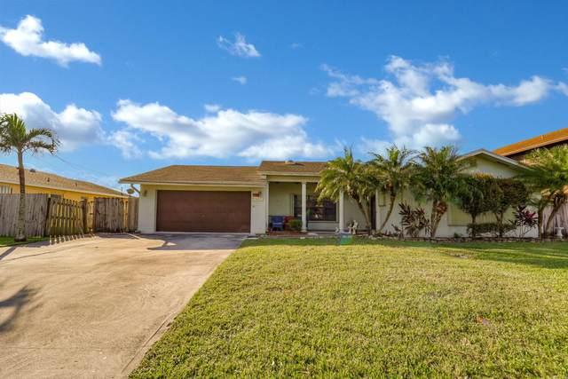 6567 Venetian Drive, Lake Worth, FL 33462 (MLS #RX-10674074) :: Castelli Real Estate Services