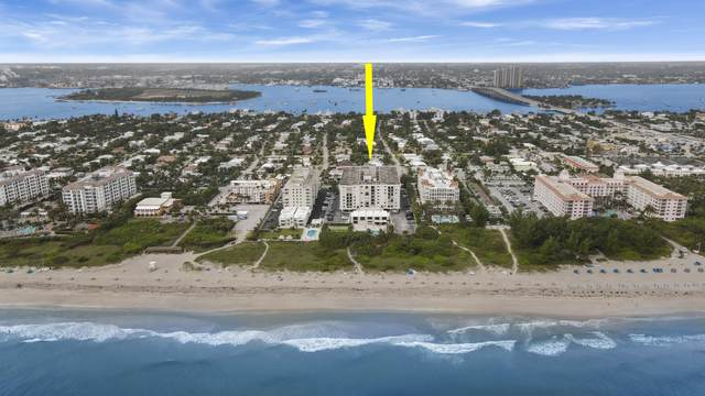 145 S Ocean Avenue #201, Palm Beach Shores, FL 33404 (#RX-10674100) :: Treasure Property Group