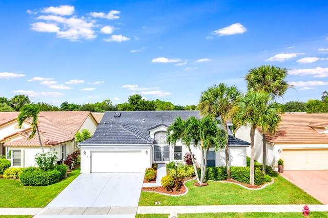 8541 Lake Cypress Road, Lake Worth, FL 33467 (MLS #RX-10674107) :: THE BANNON GROUP at RE/MAX CONSULTANTS REALTY I
