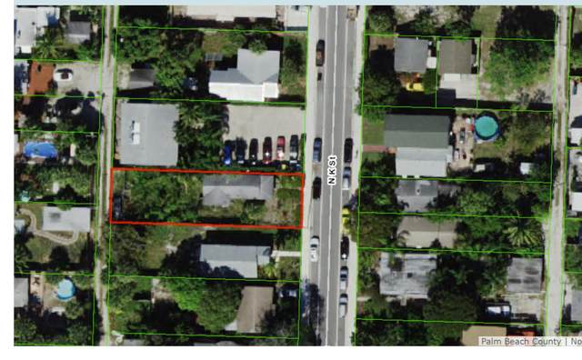 617 N K Street, Lake Worth Beach, FL 33460 (#RX-10674119) :: Posh Properties