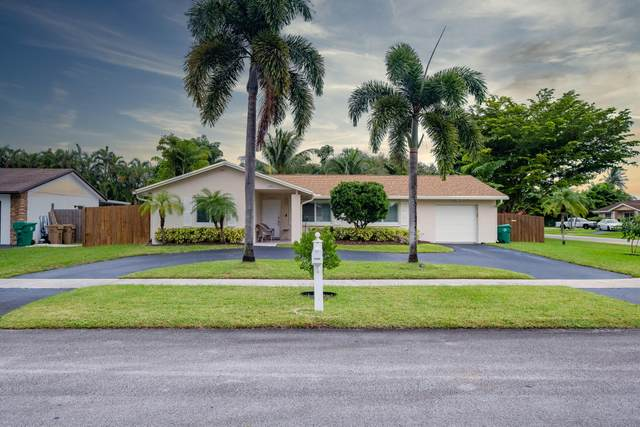 12801 SW 10th Court, Davie, FL 33325 (MLS #RX-10674146) :: United Realty Group