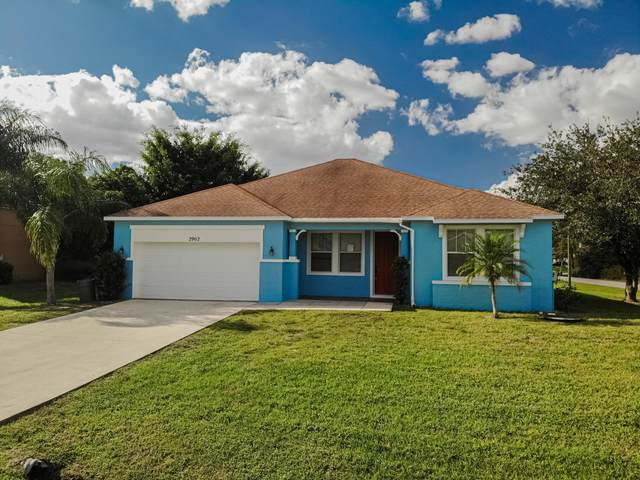 2902 SW Bright Street, Port Saint Lucie, FL 34953 (MLS #RX-10674150) :: THE BANNON GROUP at RE/MAX CONSULTANTS REALTY I